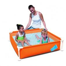 Детский бассейн Bestway 56217/56217B оранжевый