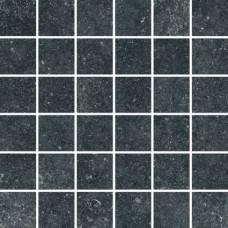 Мозаика керамогранитная Aquaviva Granito Black, 300x300x9 мм