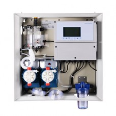 Панель управления дозацией Aquaviva K800 Kontrol pH-Cl-t° в сборе