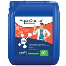Гипохлорит натрия AquaDoctor C-15L 10 л