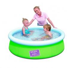 Детский бассейн Bestway 57241 Green