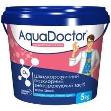 Дезинфектант на основе активного кислорода AquaDoctor O2 5 кг