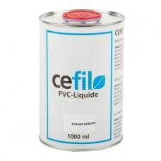 Жидкий ПВХ Cefil Liquide прозрачный 1л, уцененный