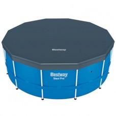 Покрытие Bestway 58037 для бассейнов 3.60/3.66 м (d 370 см)