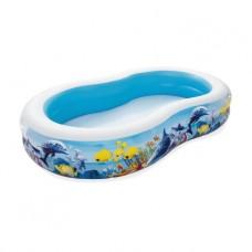 Детский надувной бассейн Bestway 54118 (262х157х46 см)