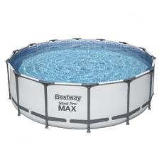 Каркасный бассейн Bestway 5612Z (488х122) с картриджным фильтром