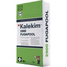 Влагостойкая затирка для швов Kalekim Fugapool 2900 (20 кг) уцененная