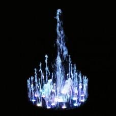 Фонтан музыкальный AquaViva круглый 1,5 метра, 53 форсунки